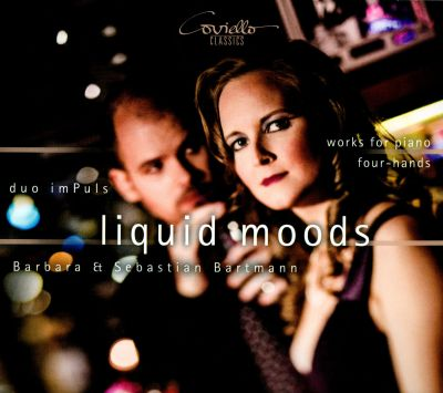 Liquid Moods: Works for Piano Four-Hands