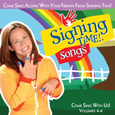 Signing Time Songs Vol. 4-6