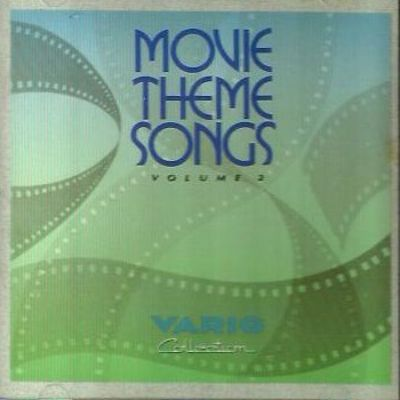Varig Collection: Movie Theme Songs, Vol. 2