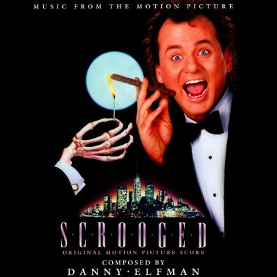 Scrooged, film score