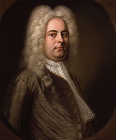 George Frederick Handel Compositions Allmusic