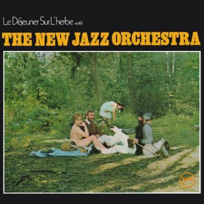 le dejeuner sur l herbe the new jazz orchestra songs