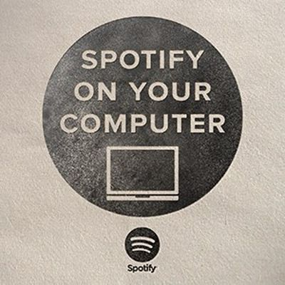 Spotify On Your Computer