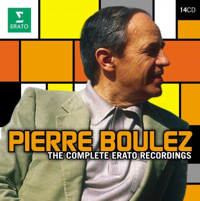 Pierre Boulez: The Complete Recordings