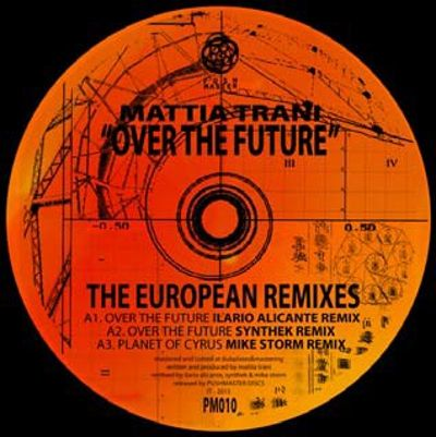 Over the Future (The European Remixes)