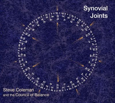 Foto de la tapa de Synovial Joints por Steve Coleman & the Council of Balance, artista de Jazz