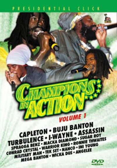 Champions in Action, Vol. 1 [Island]