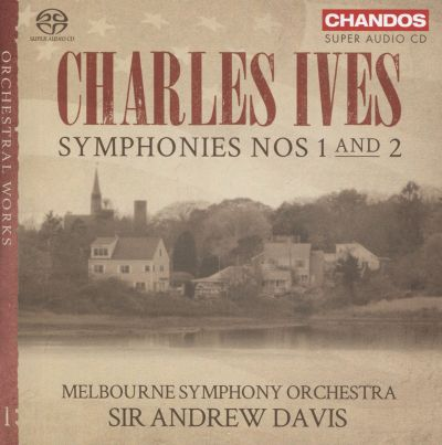Charles Ives: Orchestral Works, Vol. 1 - Symphonies Nos. 1 and 2