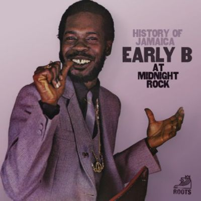History of Jamaica Early B at Midnight Rock