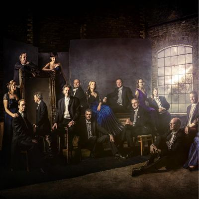 The Sixteen