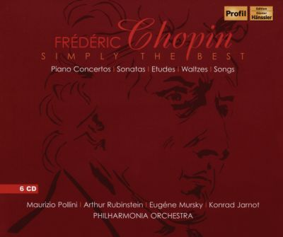 Chopin: Simply the Best