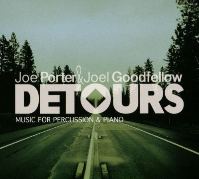 Detours: Music for Percussion & Piano