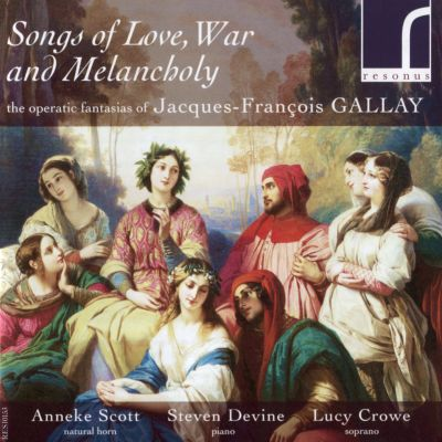 Songs of Love, War and Melancholy