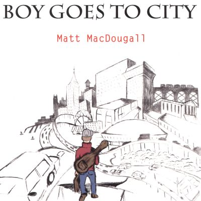 Boy Goes to City