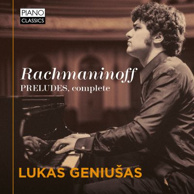 Rachmaninoff: Preludes, complete