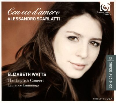 Alessandro Scarlatti Collection Audio CD