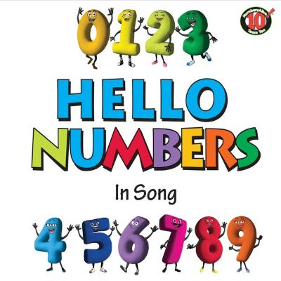 Hello Numbers in Song