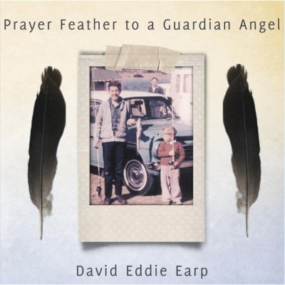Prayer Feather to a Guardian Angel
