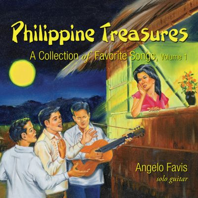 Philippine Treasures:  A Collection of Favorite Songs, Vol. 1