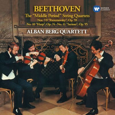 "Beethoven: The ""Middle Period"" String Quartets, Nos. 7-9"