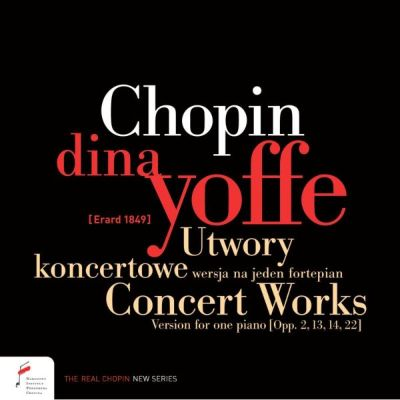 Chopin: Concert works, version for one piano
