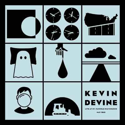Live at St Pancras Old Church - Kevin Devine | Songs, Reviews