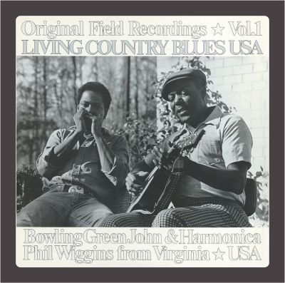 Living Country Blues USA, Vol. 1