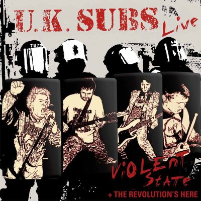 U K Subs Album Discography Allmusic