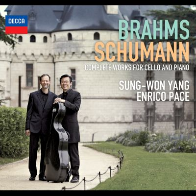Brahms, Schumann: Complete Works for Cello and Piano