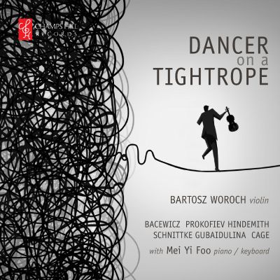 Dancer on a Tightrope