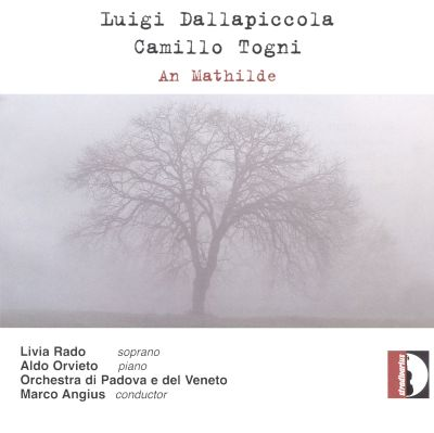 Luigi Dallapiccola, Camillo Togni: An Mathilde