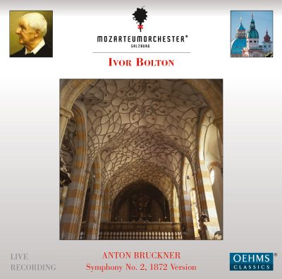 Bruckner: Symphony No. 2, 1872 Version