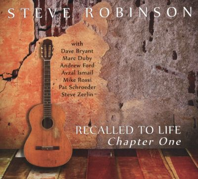Recalled To Life: Chapter One