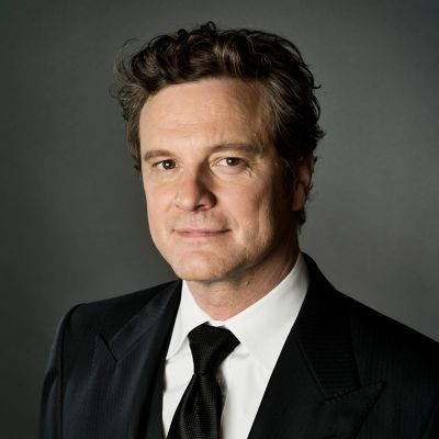 colin firth biography