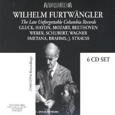 Wilhelm Furtwängler: The Late Unforgettable Columbia Records
