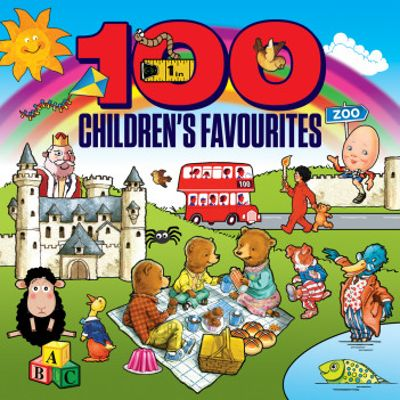 100 Children's Favourites [Not Now]