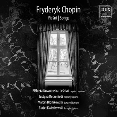 Fryderyk Chopin: Piesni (Songs)