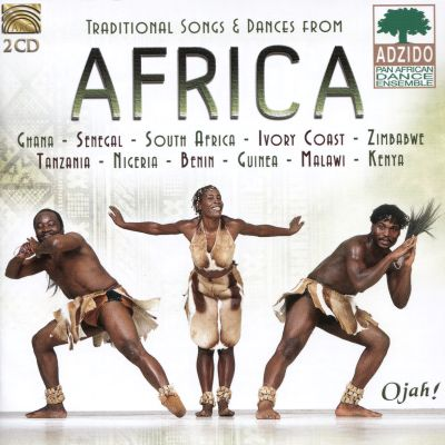 Traditional Songs and Dances from Africa