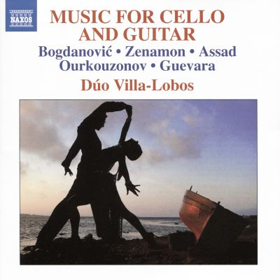 Music for Cello and Guitar