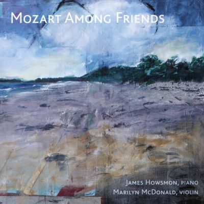 Mozart Among Friends