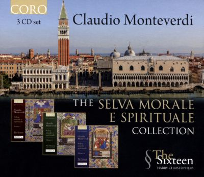 Claudio Monteverdi: The Selva Morale e Spirituale Collection