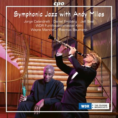 Symphonic Jazz with Andy Miles