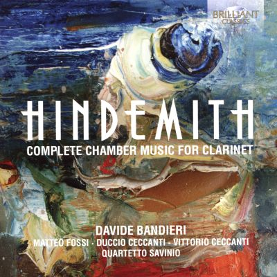 Hindemith: Complete Chamber Music for Clarinet
