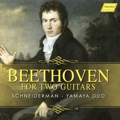Beethoven for Two Guitars
