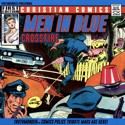 Men in Blue/Crossfire Police Tribute Album
