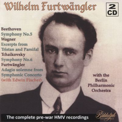Beethoven: Symphony No. 5; Wagner: Excerpts from Tristan; & Parsifal; Tchaikovsky: Symphony No. 6;