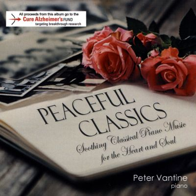 Peaceful Classics: Soothing Classical Piano Music for the Heart and Soul