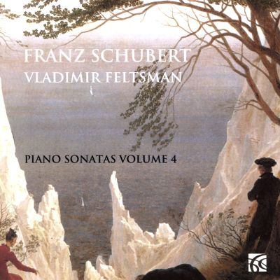 Franz Schubert: Piano Sonatas, Vol. 4