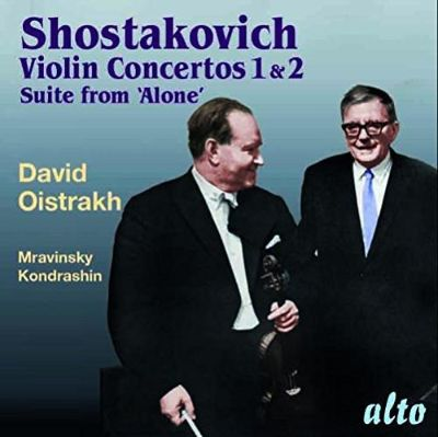 Shostakovich: Violin Concertos 1 & 2; Suite from 'Alone'