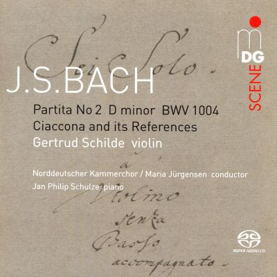 J.S. Bach: Partita No. 2 in D minor; Ciaccona and its References
